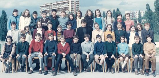1967-68 5ème A4