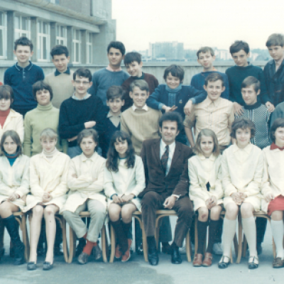 Classes rentrées 65-68