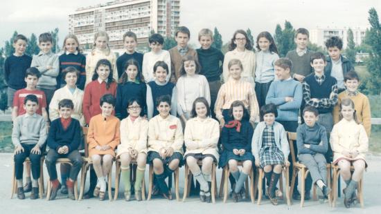 1967-68 6ème A8