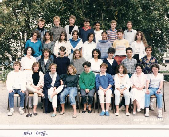 2nde 8 1985-86