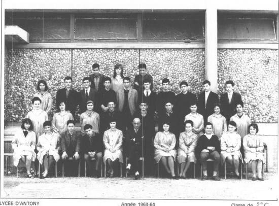 2nde C. 1963-1964