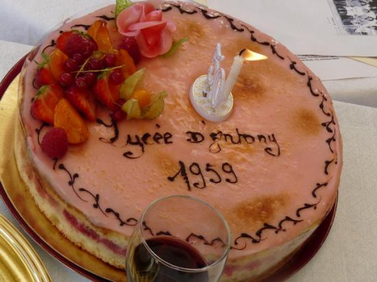 20 Septembre 2009. Fête des 50 ans du lycée.