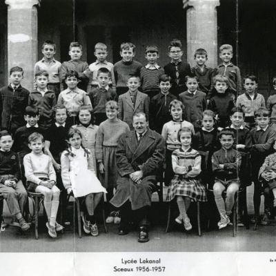 1956-57 Julien Clerc en Primaire