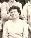 Madame LEBOUTEUX en 1961