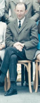 M. Boucheron en 1968