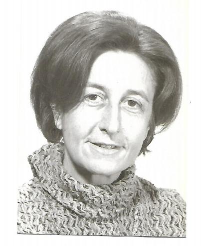 En 2020 : Madame Jeanpierre à l'âge de 102 ans!