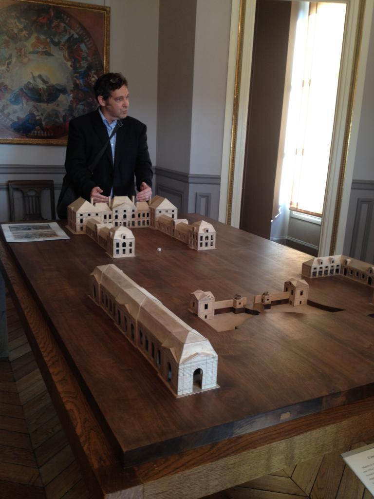 Maquette du Château