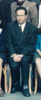 Mr DUPUY en 1968