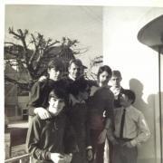 Aumônerie du Père Feillet, sept copains.