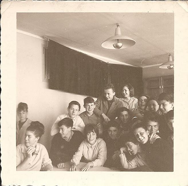 Photos personnelles d'anciens élèves