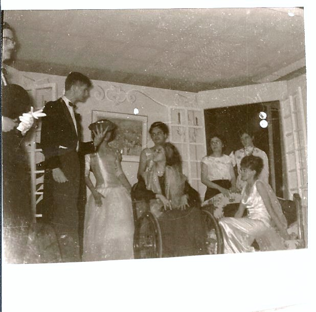Théâtre 1963. Photo Yvette Sabbah