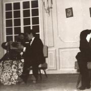 Théâtre 1962. Photo Yvette Sabbah