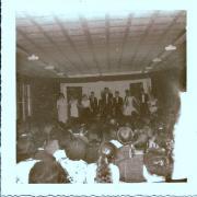 Théâtre 1963. Photo Yvette Sabbah.