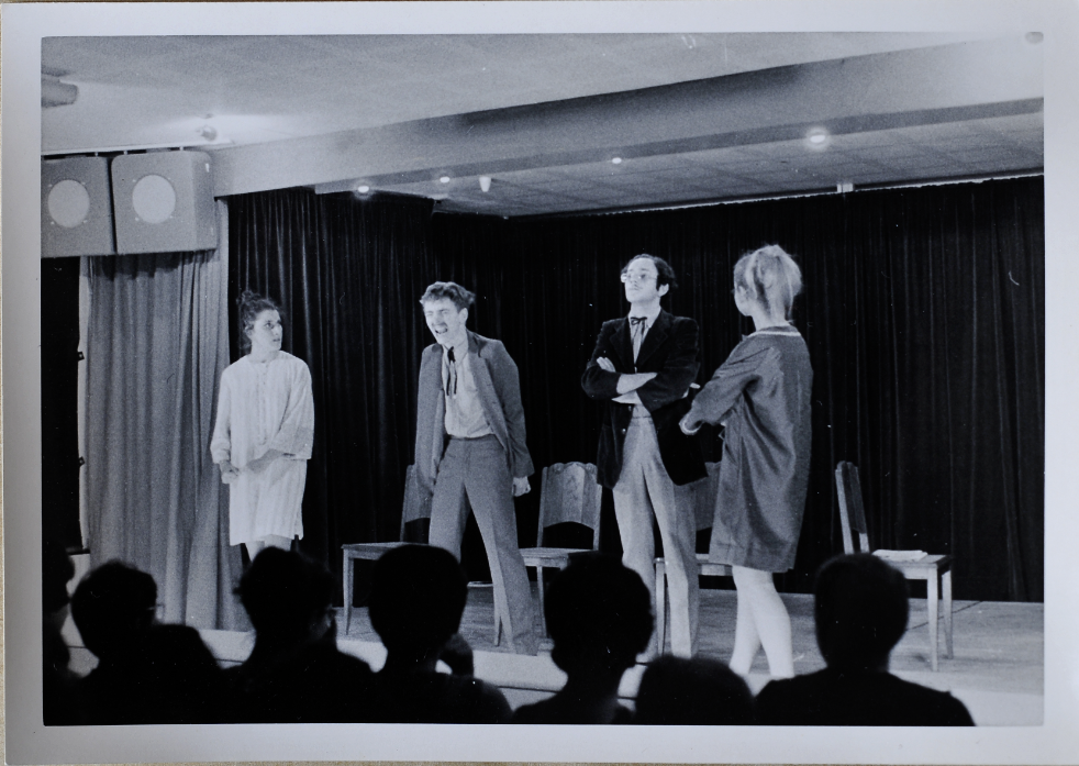 théâtre 3. Photo de Didier Maillac.